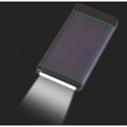 10000 mAh Fenerli Çift USB Çıkışlı Promosyon Powerbank