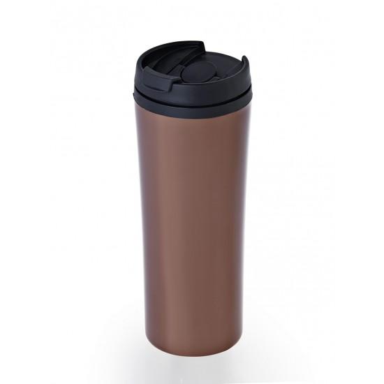 380 ml Mug Mat Yüzeyli Promosyon Termos