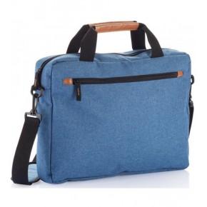 Mavi Promosyon Notebook Çantası