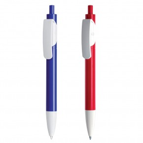 Kırmızı Mavi Promosyon Kalem