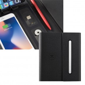 5000 mah Organizer Wireless Powerbank