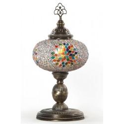 Mozaik Masa Lambası