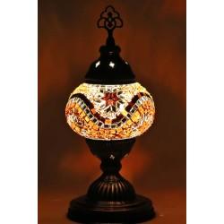 Mozaik Masaüstü Lamba