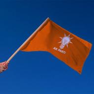 Seçim Promosyonu Parti Bayrağı