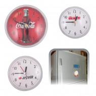 Promosyon Plastik Buzdolabı Saati