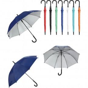Promosyona Uygun Ahşap Saplı Fiber Glass Şemsiye