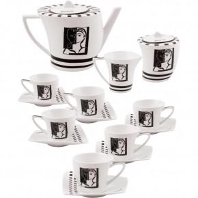 Şık Çay Seti Picasso