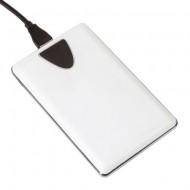 10000 Mah 3 USB Çıkışlı Ekranlı Fener Özellikli Beyaz Work Powerbank