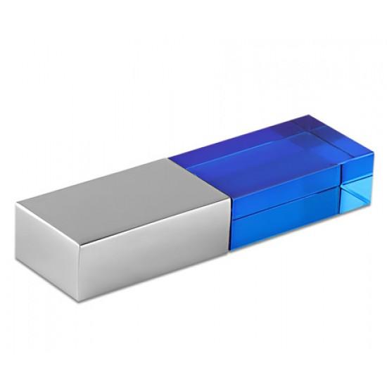 16 GB Kristal USB Bellek Promosyon Flash Bellek