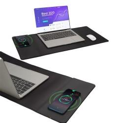 Wireles Şarjlı Mousepad