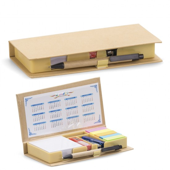Kraft Malzeme Yapışkanlı Not Kağıdı Çeşitleri