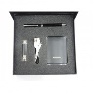 Promosyona Özel OTG Özellikli USB 6000 mAh Powerbank Dokunmatik Kalem Set