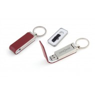 Promosyon 16 GB Deri USB Bellek